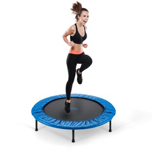 4' Fitness Trampoline By Freeport Park