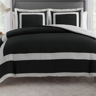 Avianna 3 Piece Duvet Cover Set
