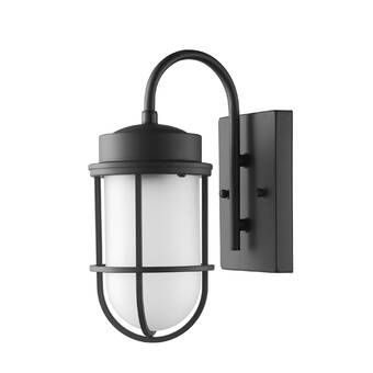 Sol 72 Outdoor Imboden Outdoor Armed Sconce Wayfair