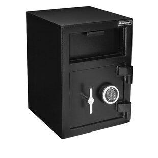 Honeywell Electronic Lock Depository Safe 1.06 CuFt