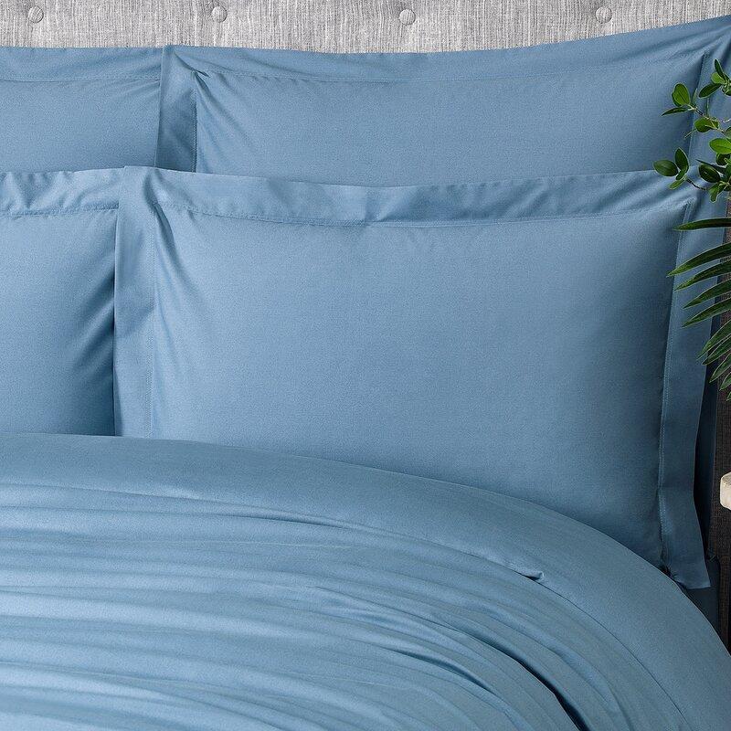 Togas Royal 300 Thread Count 100 Cotton Sateen Pillowcase Perigold