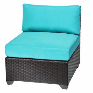 Barbados Patio Chair with Cushions