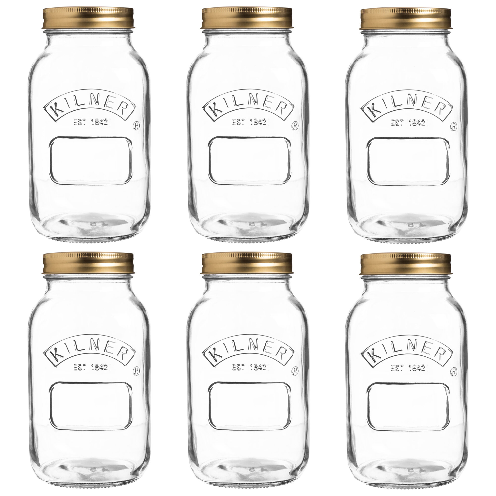 Gold Purple Kitchen Canisters Jars You Ll Love In 2021 Wayfair