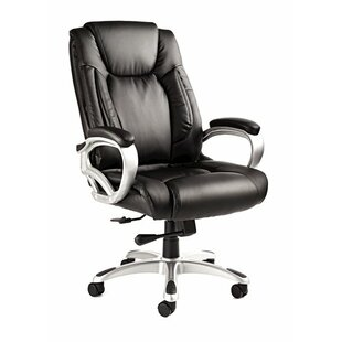 Samsonite Furniture Big and Tall High-Back Executive Chair