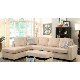 Ferebee Reversible Modular Sectional