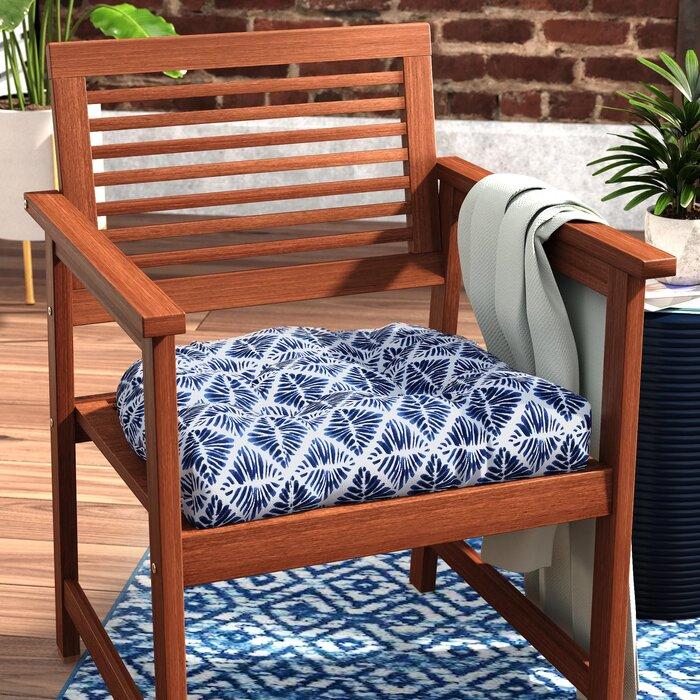 Brilliant Rehoboth Indoor Wicker Dining Chair Cushion Ibusinesslaw Wood Chair Design Ideas Ibusinesslaworg