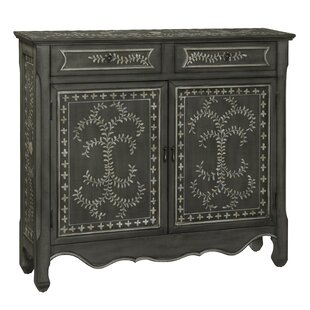 Mauzy 2 Drawer Accent Cabinet