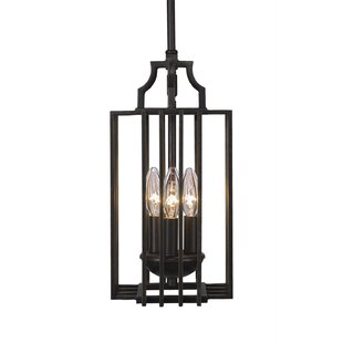 World Menagerie Caire 3-Light Foyer Pendant