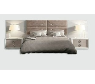Rhea Panel 3 Piece Bedroom Set
