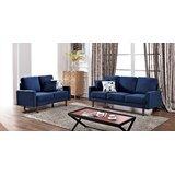 Lueck Lifestyle 2 Piece Living Room Set by Ebern Designs