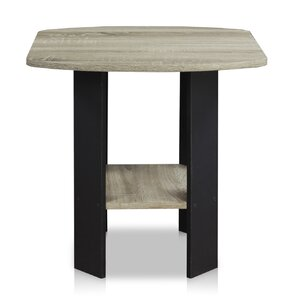 Latasha Simple End Table by Zi..