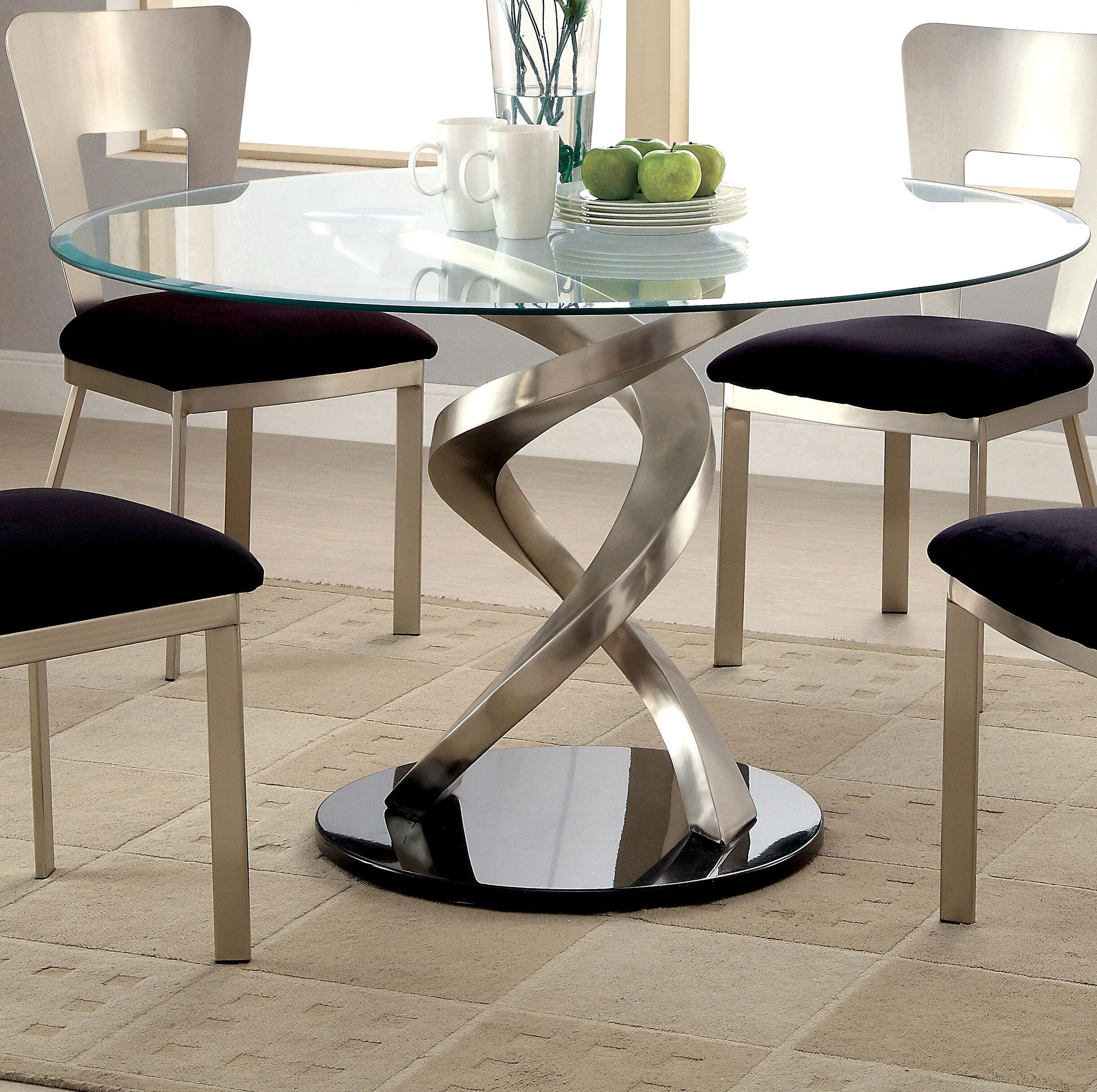 Orren ellis beulah dining table wayfair