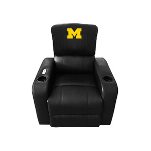 NCAA Power Recliner Home Theater Individual Seating Imperial International