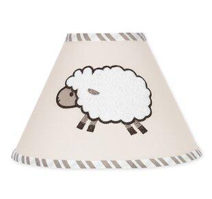 Little Lamb 7 Cotton Empire Lamp Shade