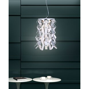 dCOR design Fission 1-Light Novelty Pendant