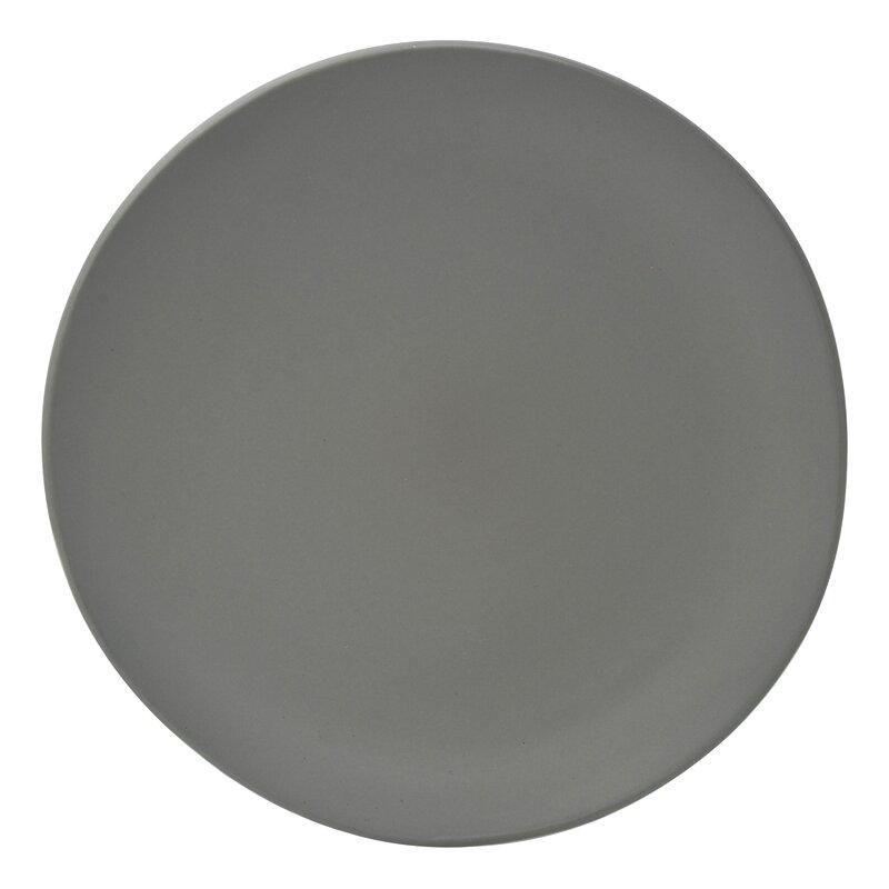 Matte Wave 10.75 in. Dinner Plate