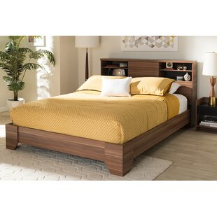 Newmarket Queen Platform Bed by Ebern Designs
