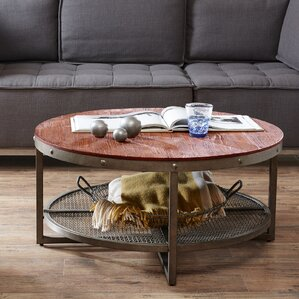 Sheridan Coffee Table by INK+IVY