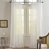 94 inch linen curtains