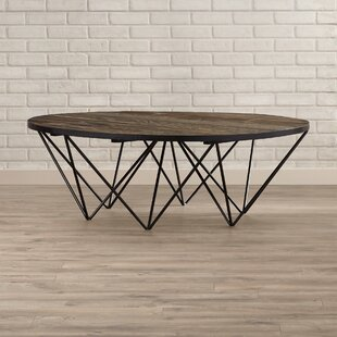 Sunpan Modern MIXT Ruffin Coffee Table