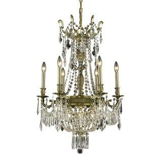 Astoria Grand Ursula 9-Light Empire Chandelier