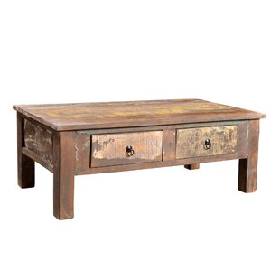 Lucian Coffee Table By Millwood Pines