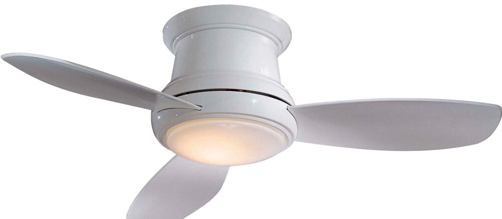 Minka aire 52 concept ii 3 blade led ceiling fan with remote 52 concept ii 3 blade led ceiling fan with remote aloadofball Choice Image