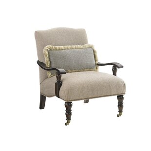 San Carlos Armchair by Tommy Bahama Home