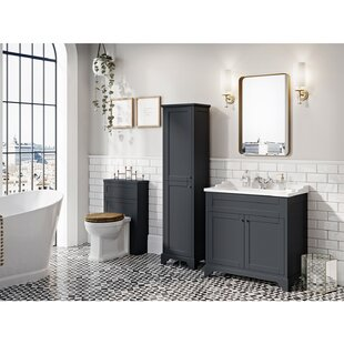 Nita 50cm Toilet Unit By August Grove