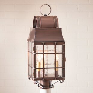 Savings Kim 3-Light Lantern Head By Gracie Oaks