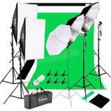 Photography Video Studio Lighting Kit