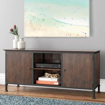 Aubree Tv Stand For Tvs Up To 88 Reviews Joss Main