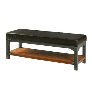 Caseareo Metal Storage Bench
