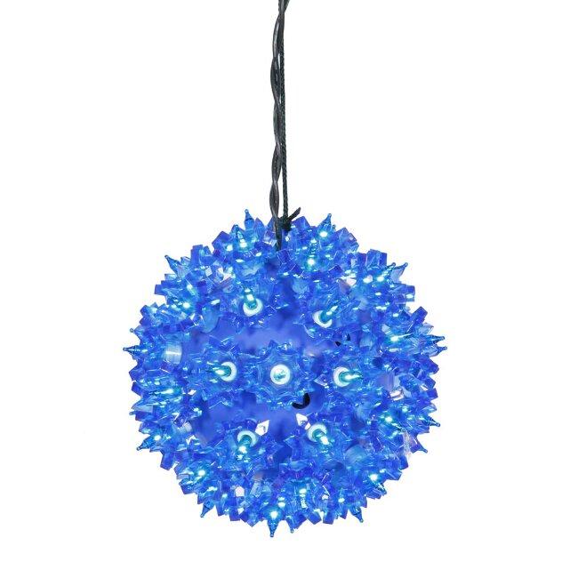 twinkling starlight sphere christmas decoration - Starlight Sphere Outdoor Christmas Decoration