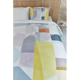 Saul 100% Cotton Duvet Cover Set