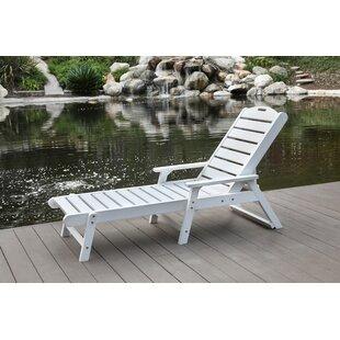 Chaise Lounge by Shine Company Inc.