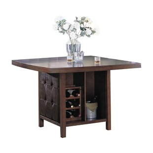 Topsfield Counter Height Dining Table by Fleur De Lis Living