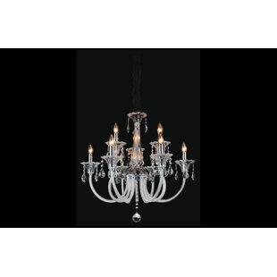 Astoria Grand Waris 9-Light Chandelier