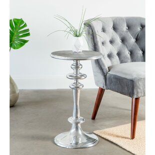 Berning Turned Side Table by Darby Home Co Cheap