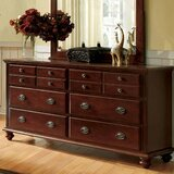 Aylward 6 Drawer Double Dresser by Astoria Grand