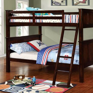 Gambier Bunk Bed by Harriet Bee Savings