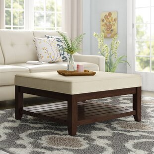 Back East Cocktail Ottoman by Three Posts