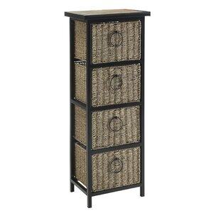 Kiowa 4 Drawer Storage Chest