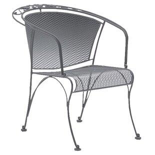 Woodard Briarwood Coil Spring Patio Chair
