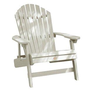 Phat Tommy Hamilton Plastic Folding Adirondack Chair