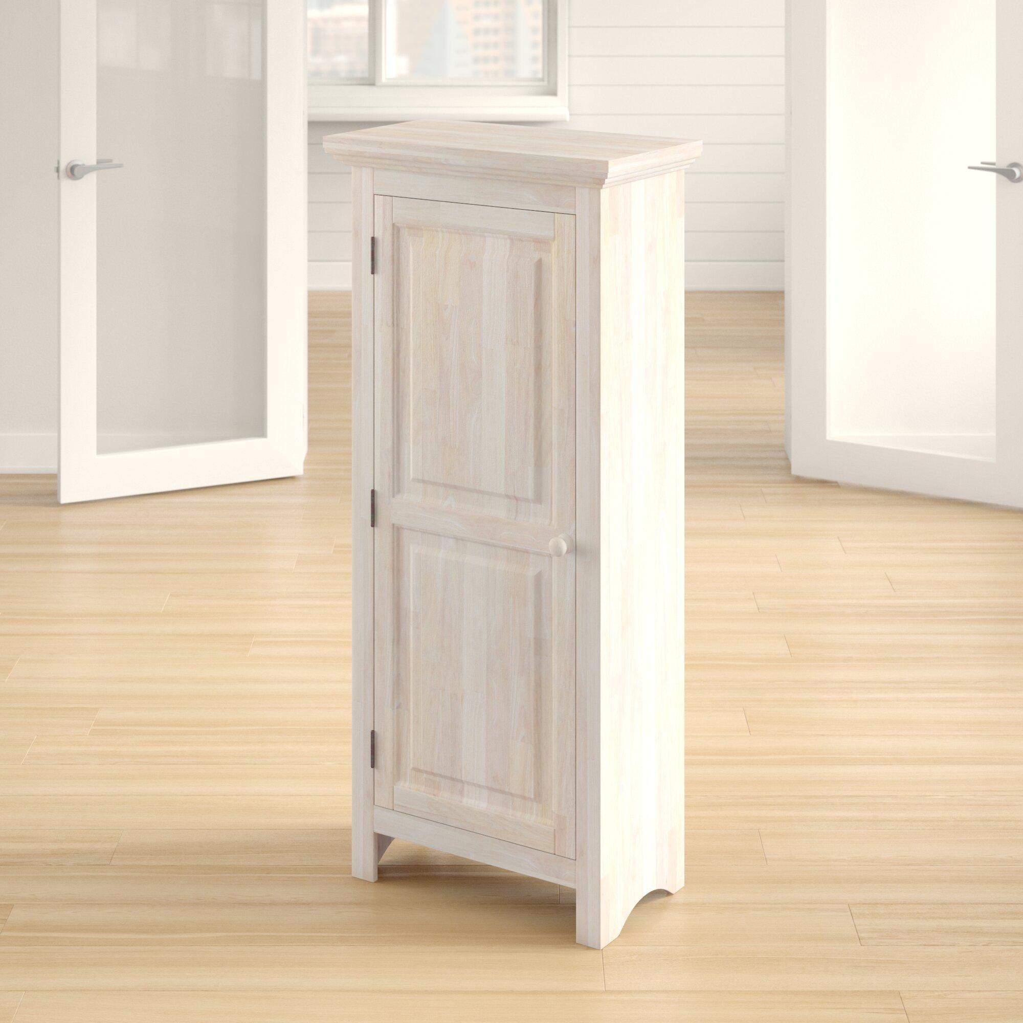 Single Door Accent Cabinet Wayfair