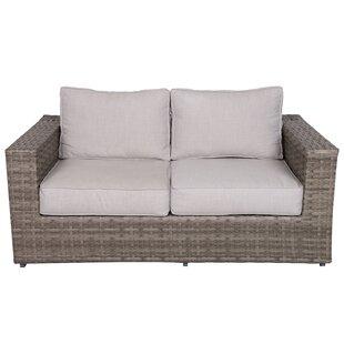 Kaiser Loveseat with Cushions by Brayden Studio