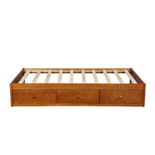Colis Twin Low Profile Storage Platform Bed by Red Barrel Studio