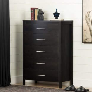 Gravity 5 Drawer Chest by South Shore