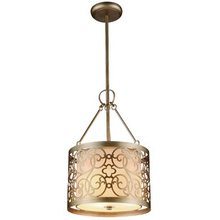 CWI Lighting Alexandra 2-Light Pendant